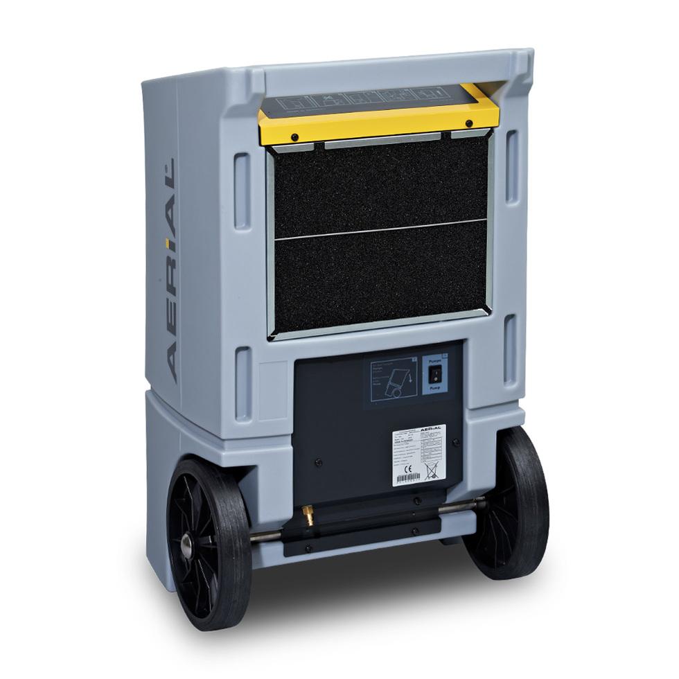 Aerial AD 780-P – kondenzační odvlhčovač s pumpou